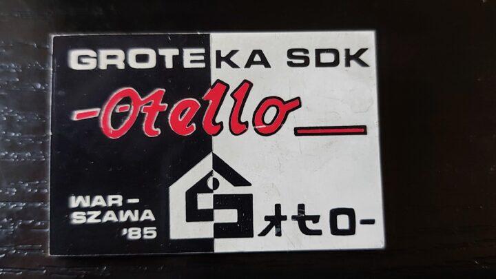 Historia gry Othello w Polsce                                 II Ogólnopolski Turniej w Othello.  Warszawa 1985 r.